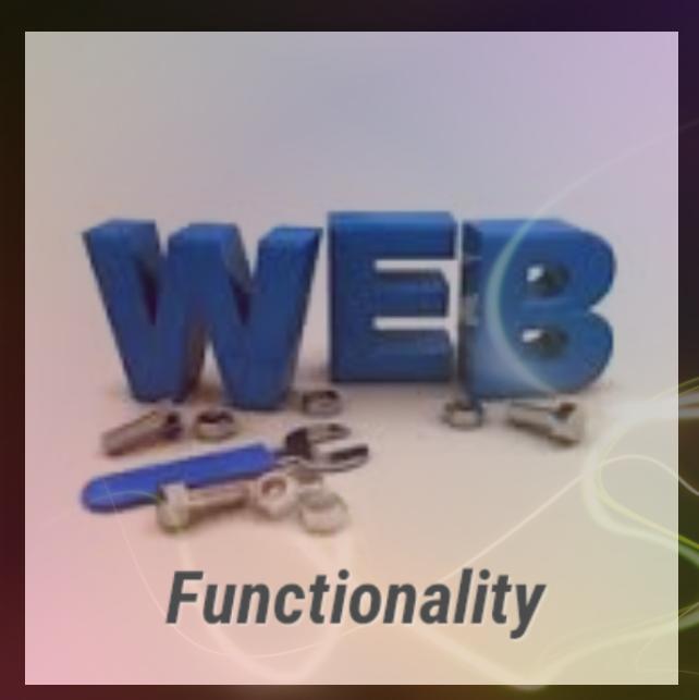 3 key parts of Web design to function - Aubrey Owen